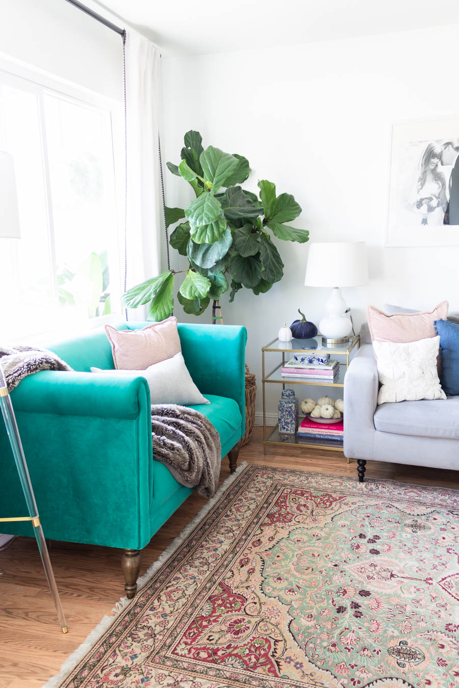 Fall Home Tour | A Married Adventure