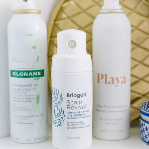 Cleaner Dry Shampoo Reviews | Amber Pizante