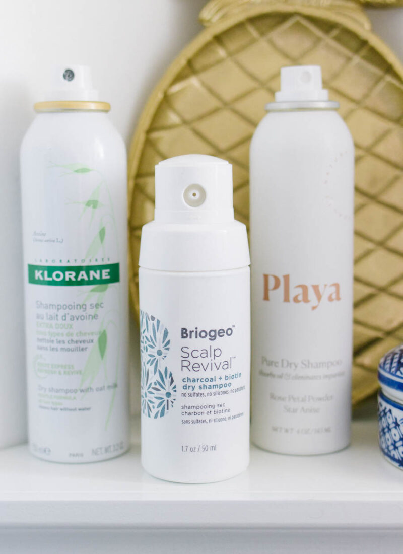 Cleaner Dry Shampoo Reviews | Amber Pizante