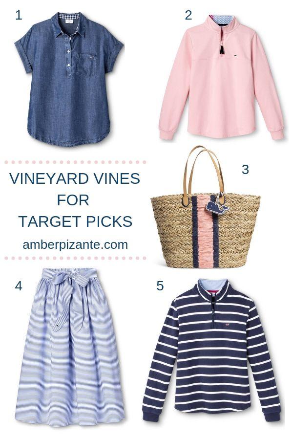 Vineyard Vines For Target Collection