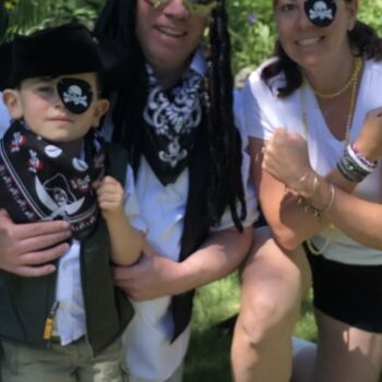 Pirate Family Goals
