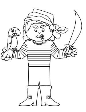 Kids-Pirate