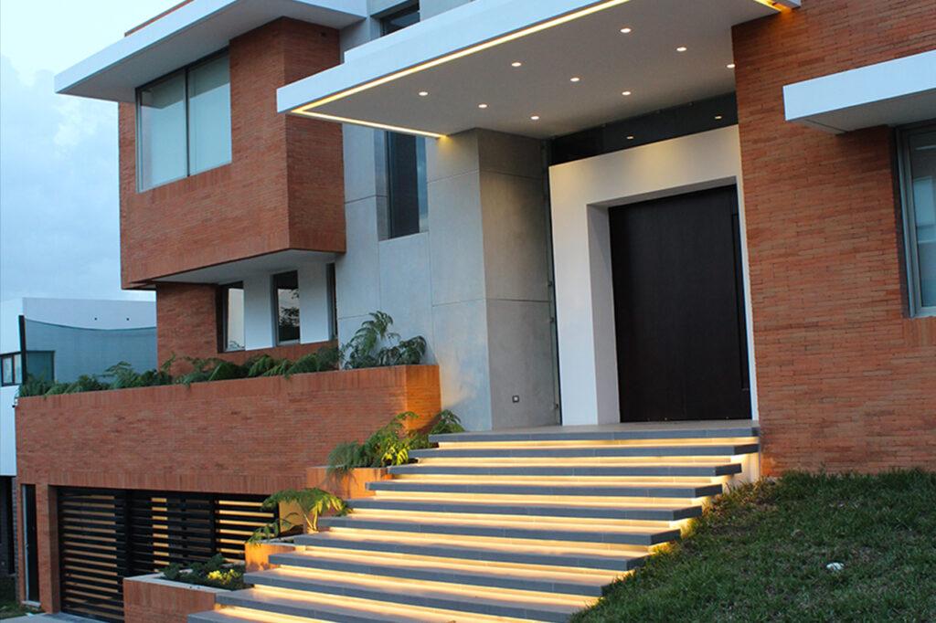 servicios Proyecto destacado Iluminación modo guatemala