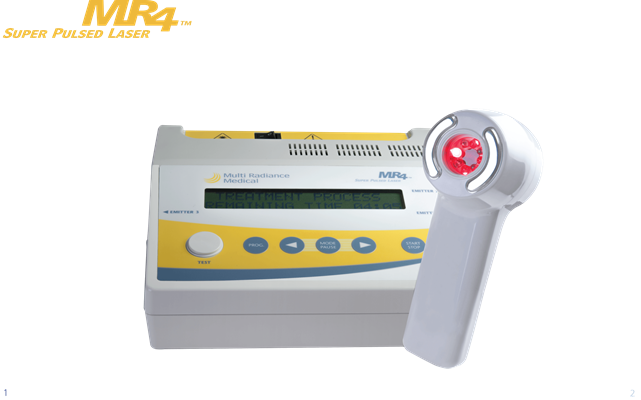 BNC MR4 Cold Laser Therapy