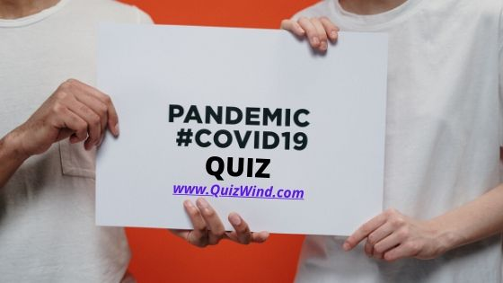 Covid-19 quiz