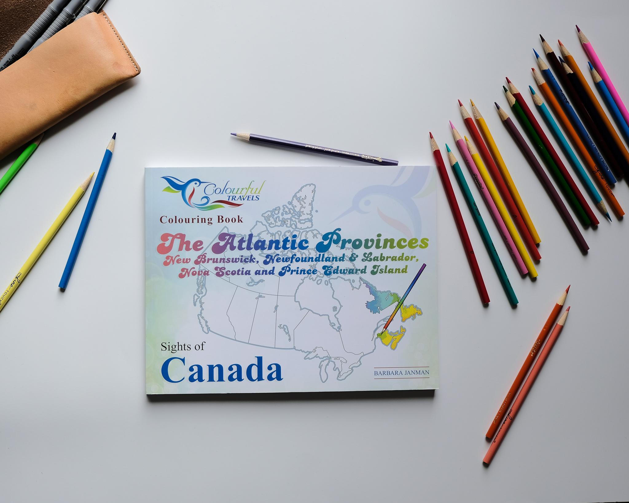 The Atlantic Provinces - Sights of Canada