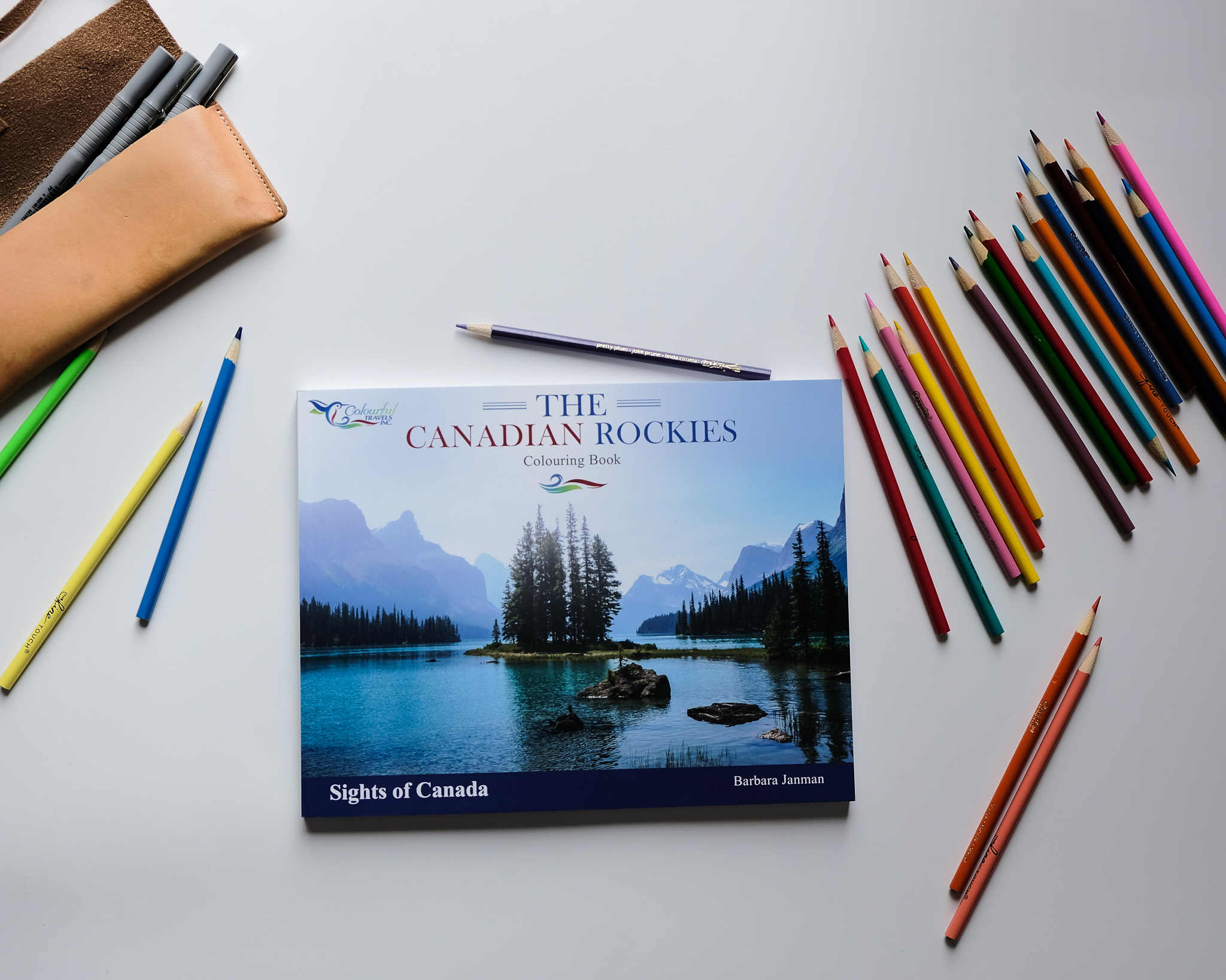 The Canadian Rockies - Sights of Canada