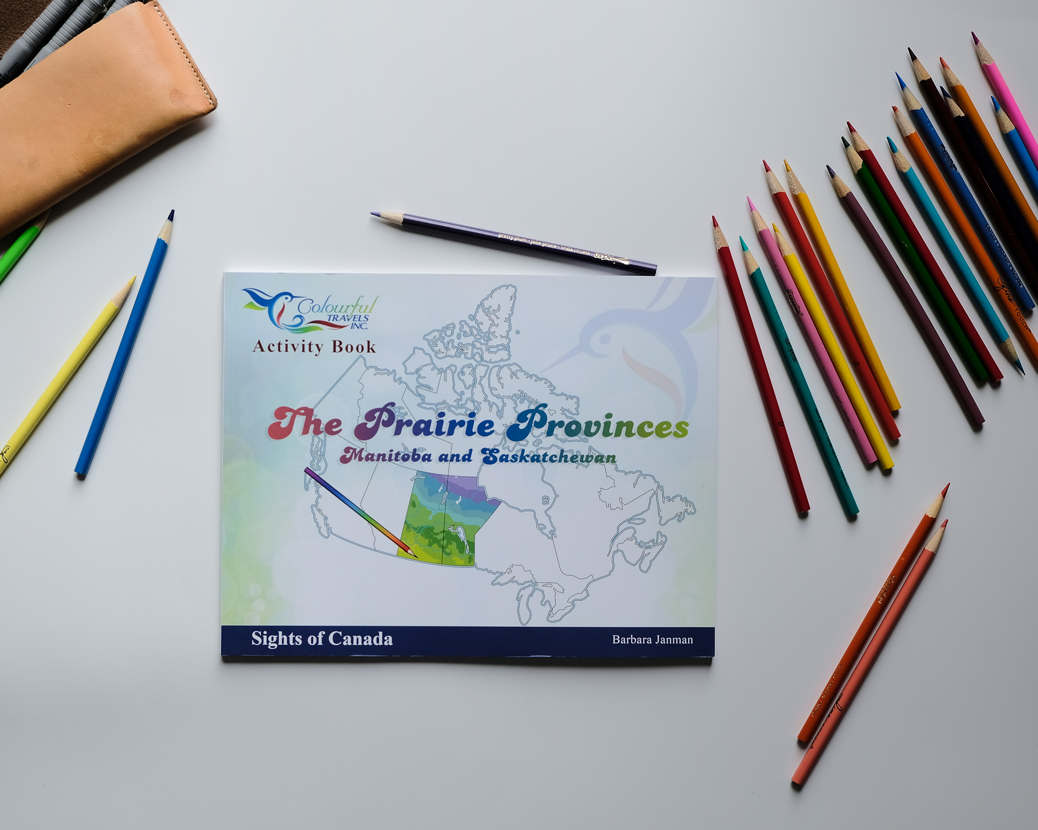 The Prairie Provinces - Sights of Canada