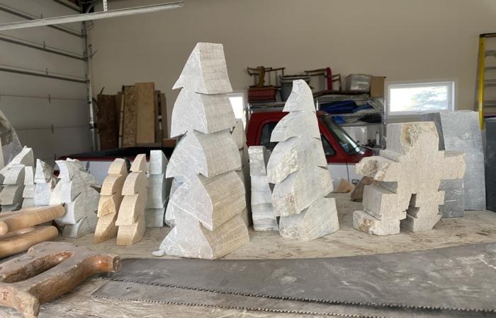 Barb Janman Stone Work