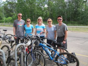 Group Biking for Fun