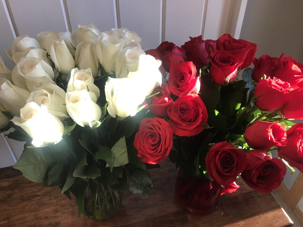 50 Roses for Mothers Day