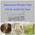 12 Immersion Blender Uses: Let Me Count the Ways