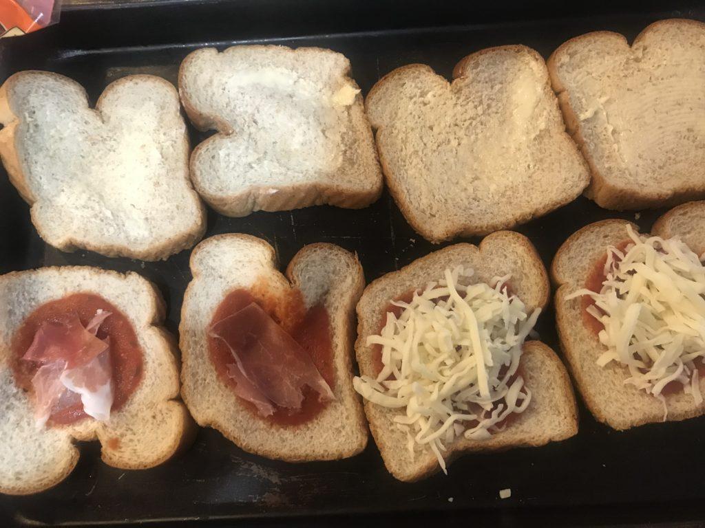 Bread for Pizzas