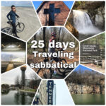 The First 25 days of our Traveling Sabbatical