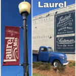 How we spent the Day in Home Town Laurel, Mississippi