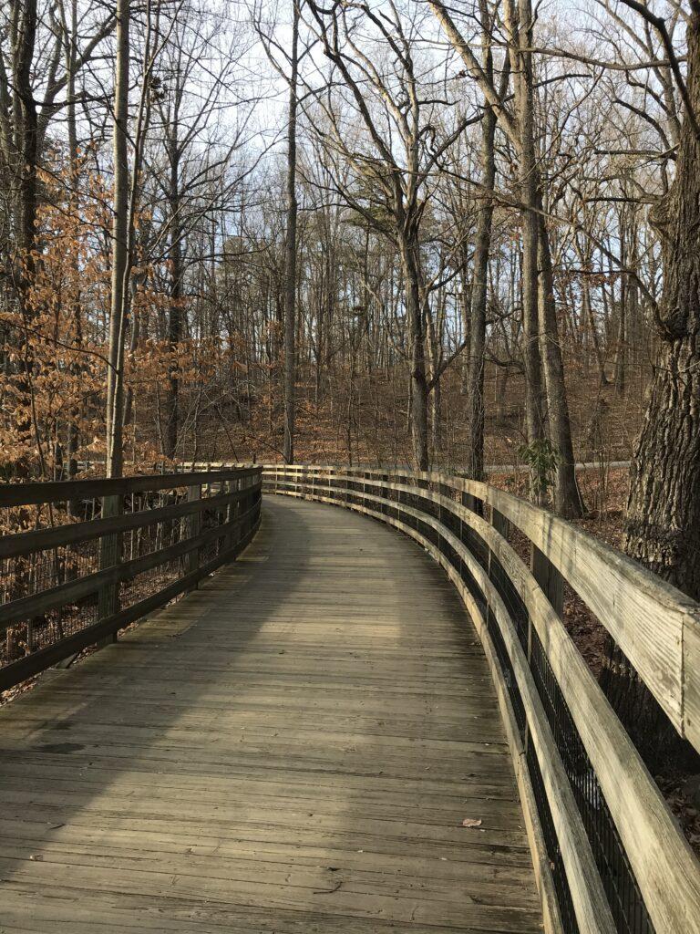 TRail at Monticello
