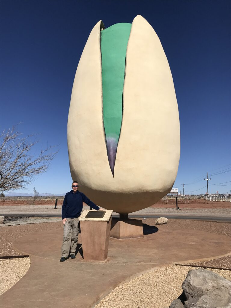 Largest Pistachio
