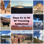 How we spent Days 61 to 90 of our Traveling Sabbatical