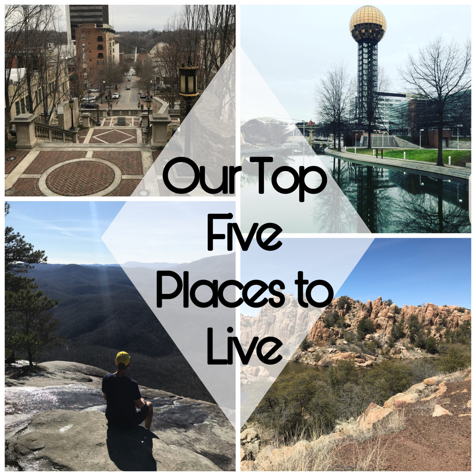 Our Top 5 places to live