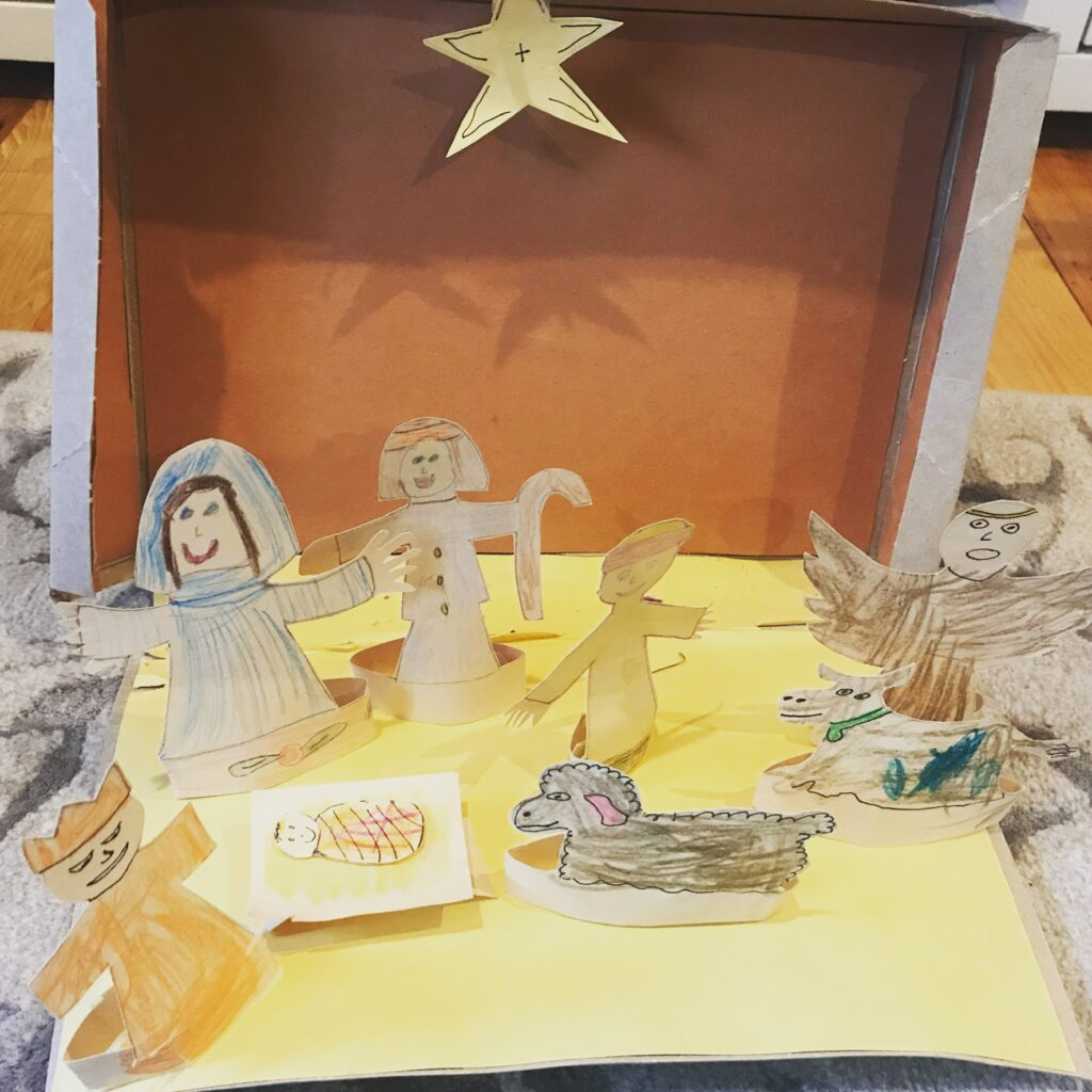 Nativity in a Box