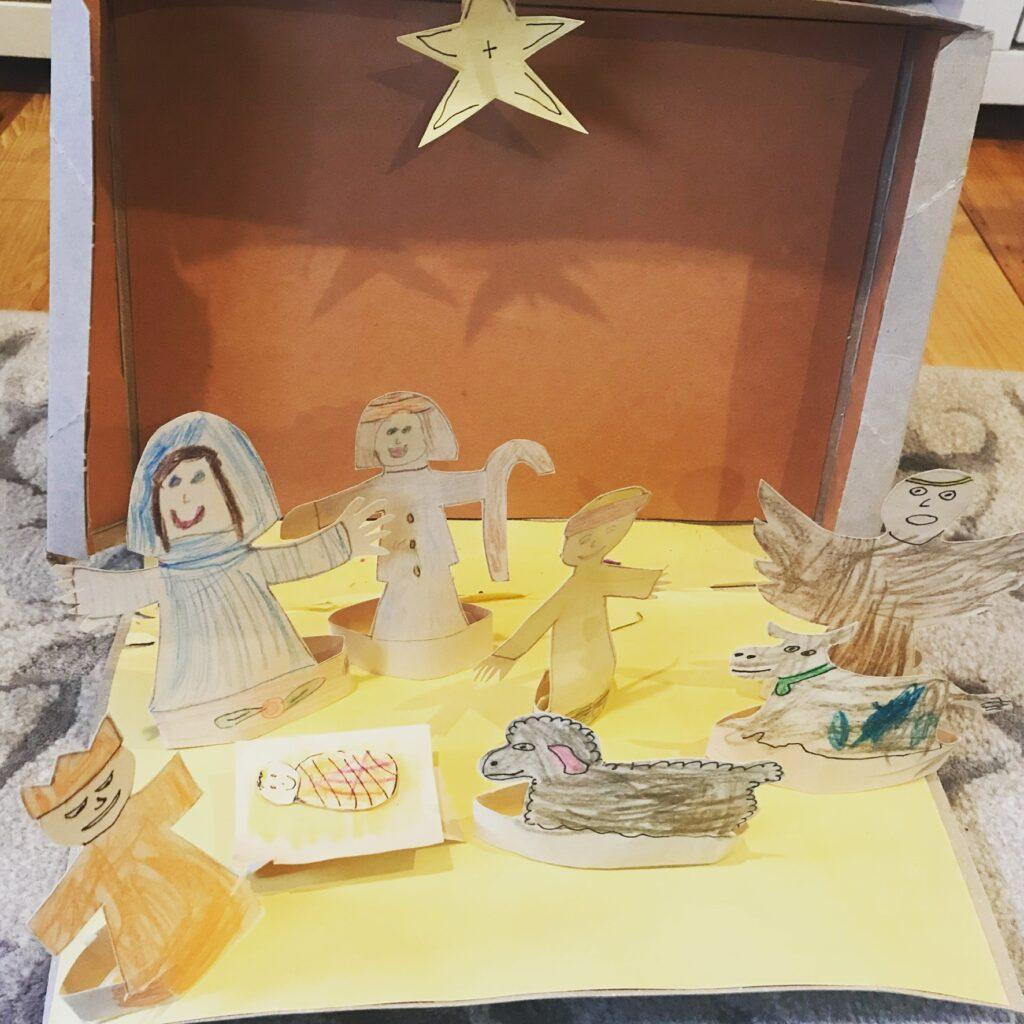 Nativity in a Box