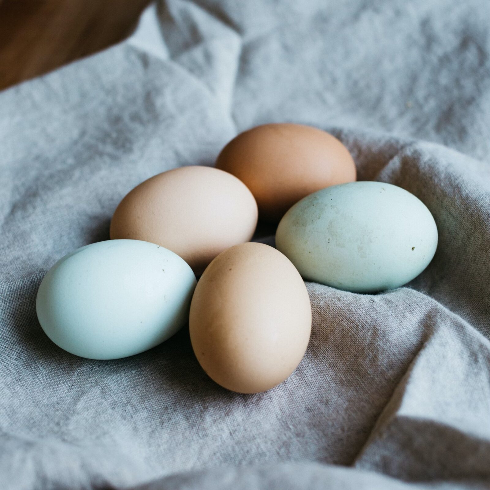 Easter Eggs, Nutrition, and an Easter Menu