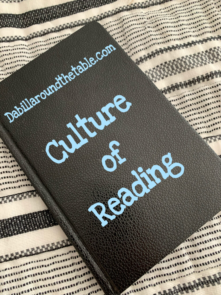 Culture of Reading