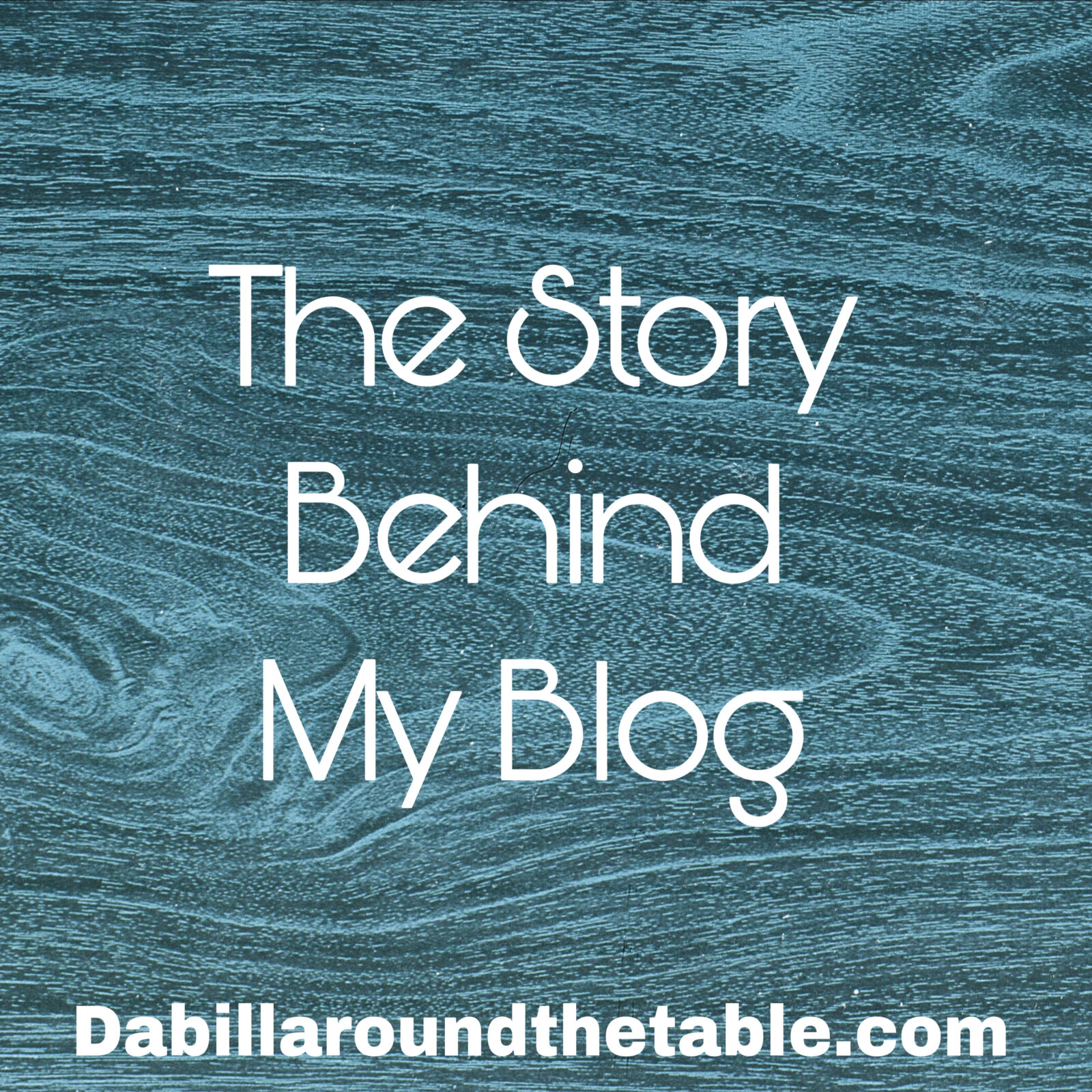 The Story Behind My Blog