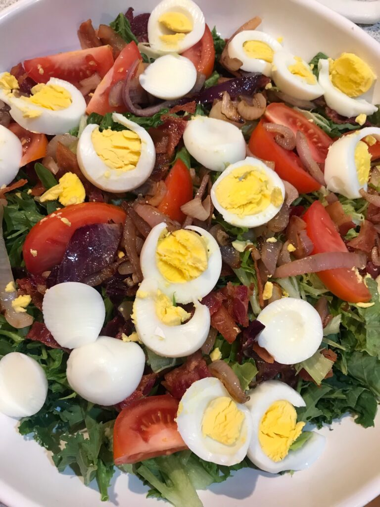 Summer  Salad Supper Get Togethers and Recipes