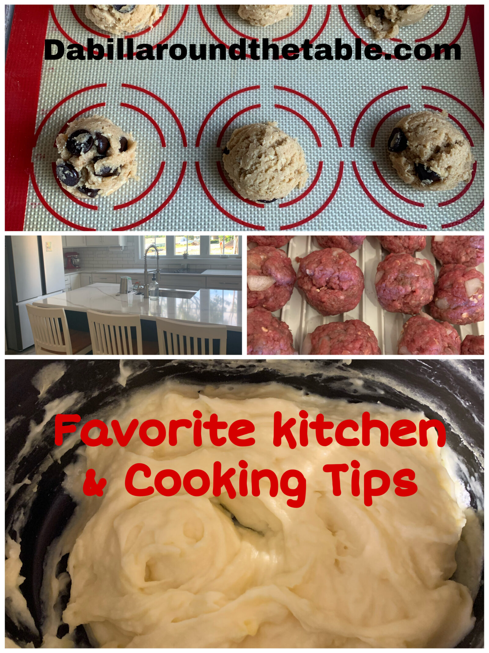 Favorite Kitchen and Cooking Tips