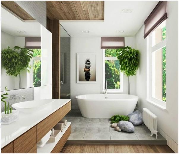 bathroom plans