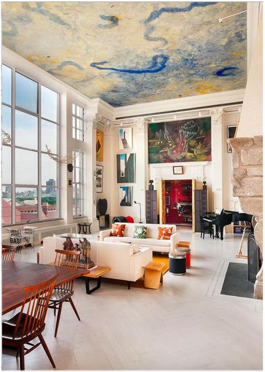 ceiling art 1