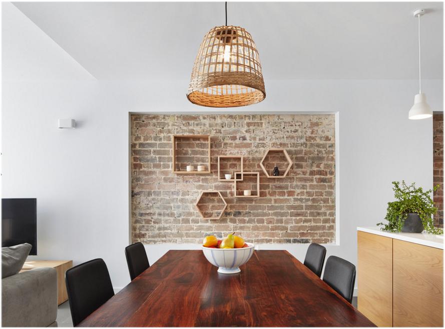 niche brick