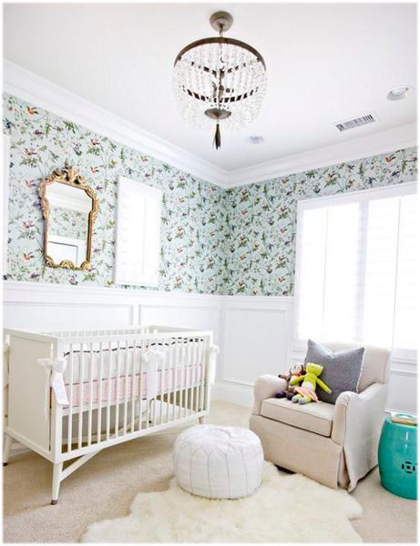 nursery ottoman