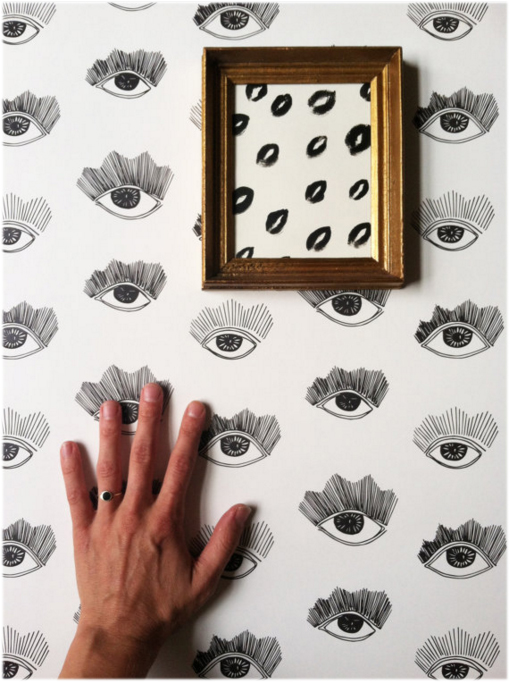 wallpaper eye