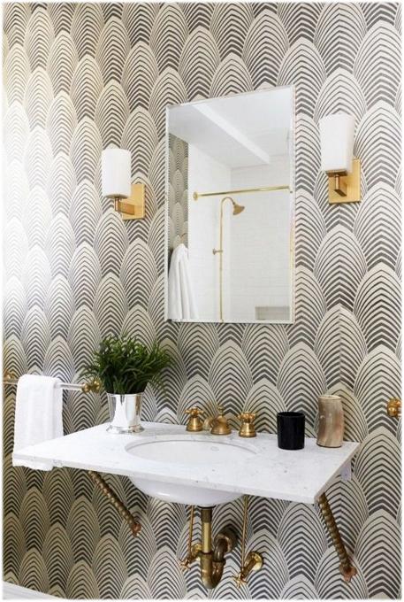 scallop wallpaper