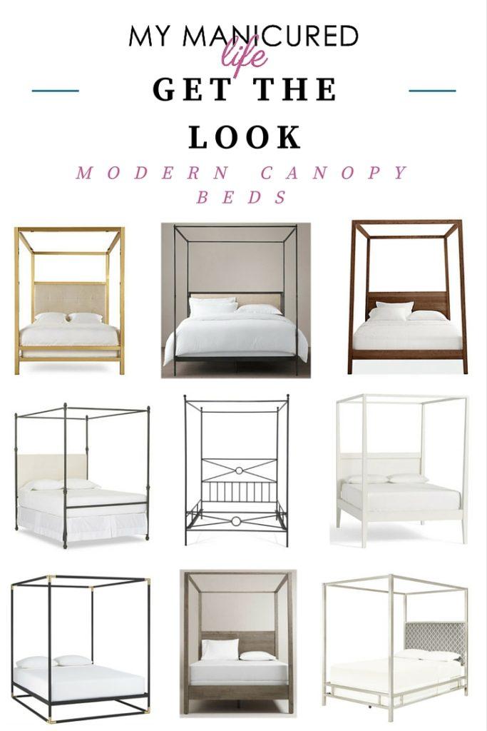 Modern Canopy Beds