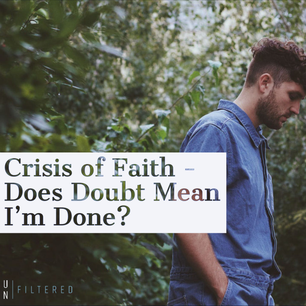 doubt and faith