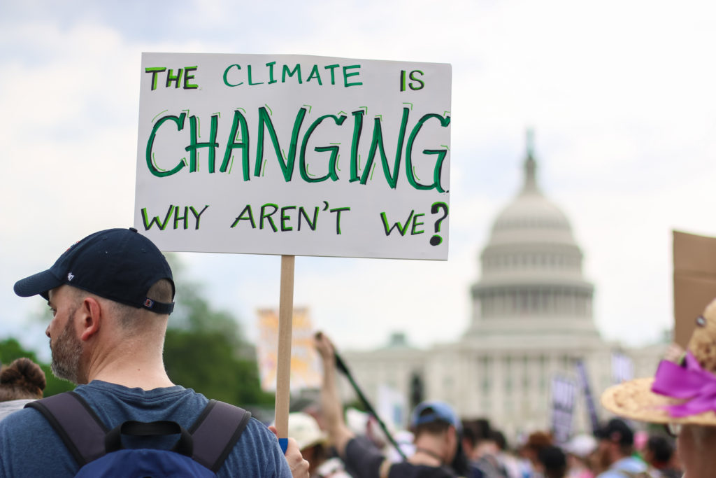 christians and climate change
