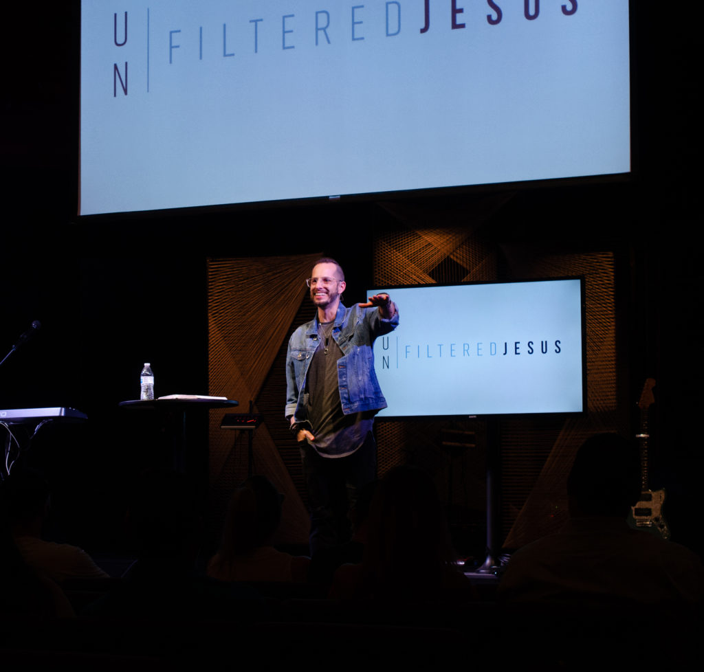 christian podcast about Jesus unfiltered radio