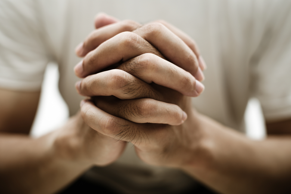 what did Jesus say about prayer