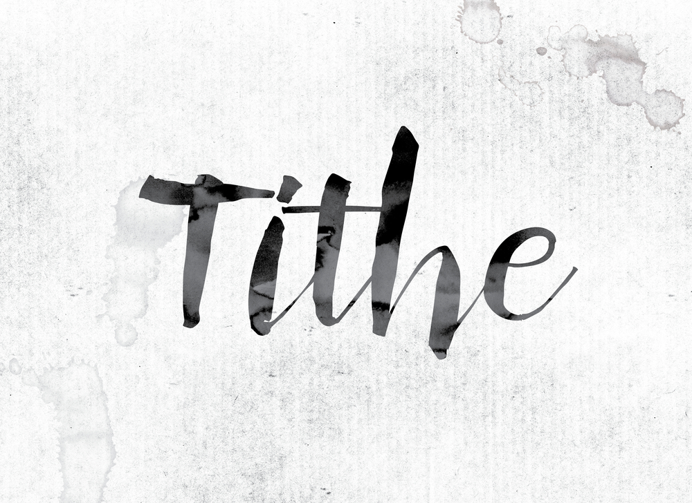 What Did Jesus Say About Tithing