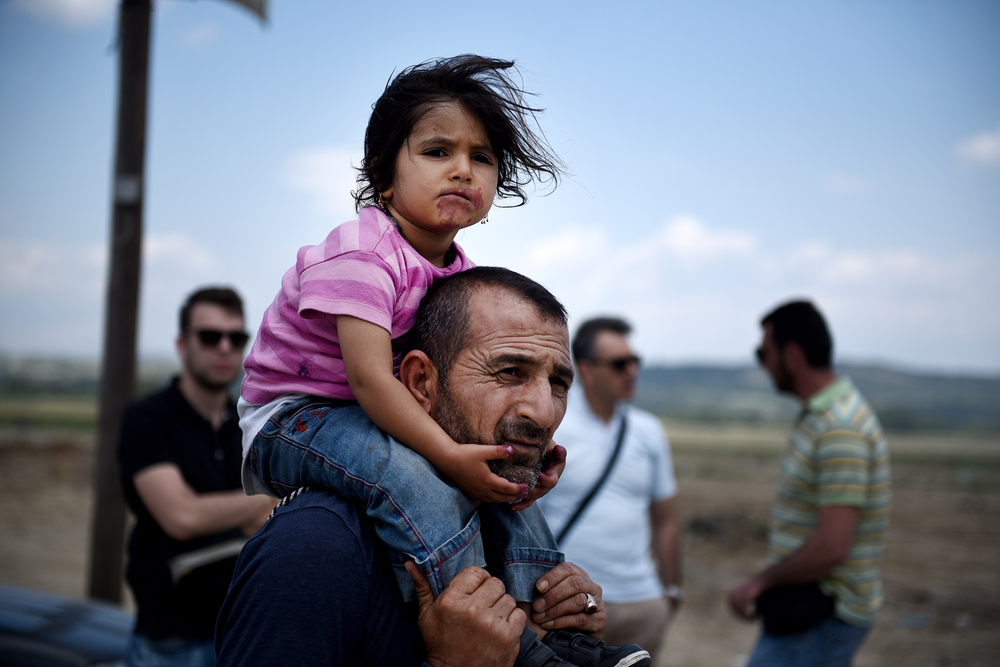 Jesus refugee