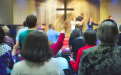 What is the difference between praise and worship?