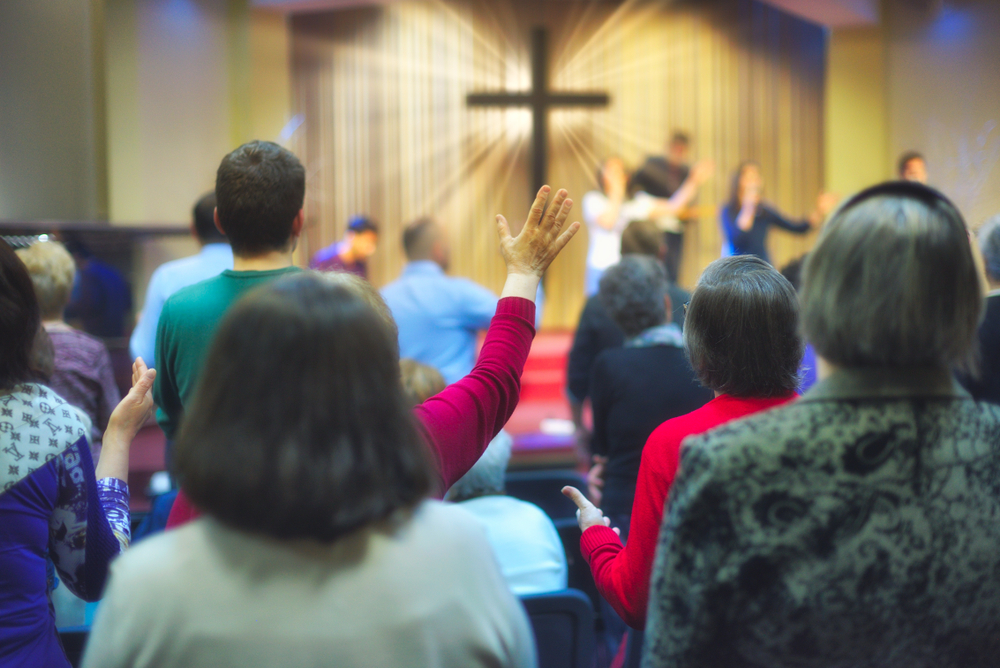 The Difference Between Praise & Worship