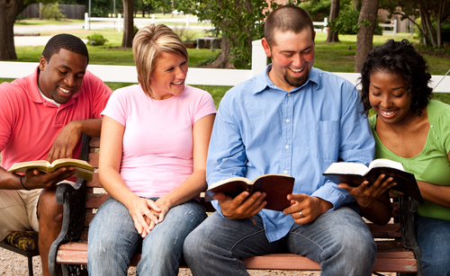 Attention Christians: Remember to make your spiritual life a priority