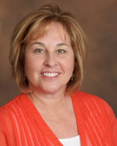 Nancy King is a board member of Central Texas Table of Grace