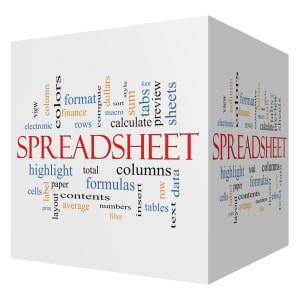 3-Reasons Why Spreadsheets in the Insurance Industry Are a Liability