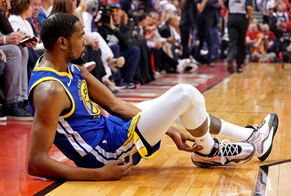 Kevin Durant's Right Achilles Injury – The Effects of the Rupture
