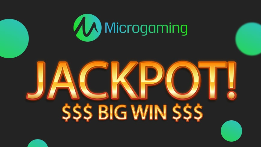 Why Microgaming Jackpots are the Best in online casinos